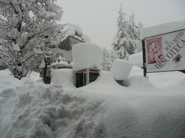 Nevicata a Limone (cuneo) P1010810