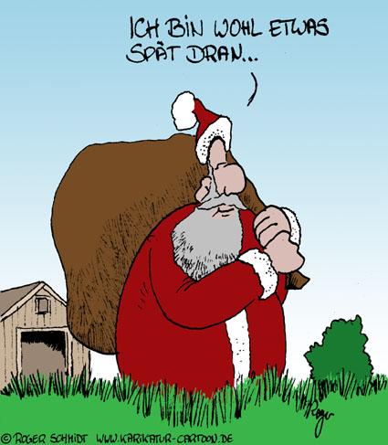 caricatura Babbo Natale Sono_p10