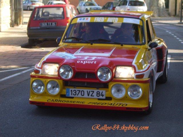 Rallye de Sarrians 2008 - Page 2 Fred10