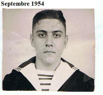 [Votre passage au C.F.M.] Photos d'incorporation - Page 2 1954_c10