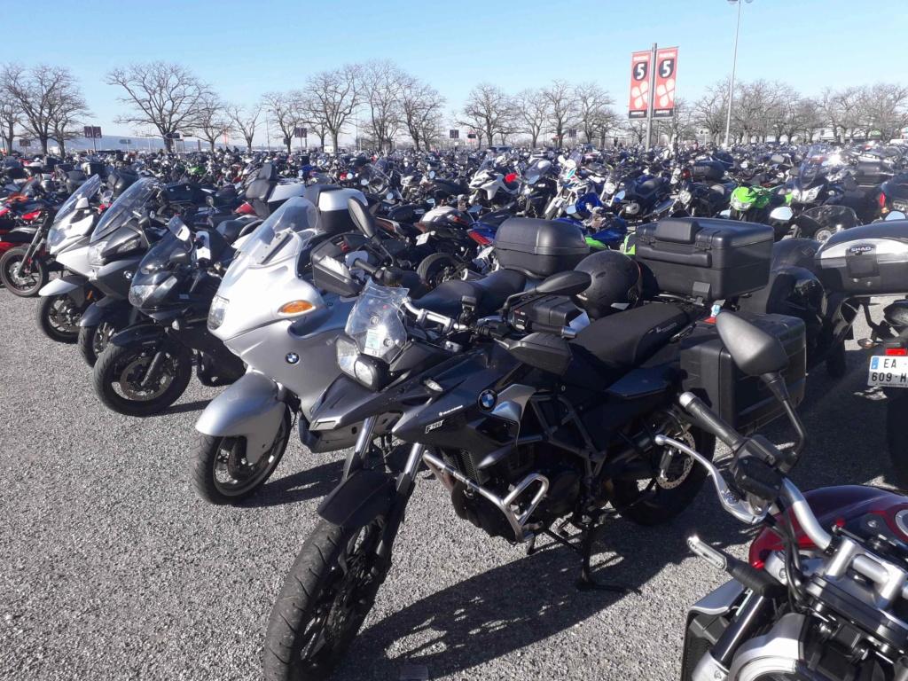 Salon moto Lyon 2020 20200210