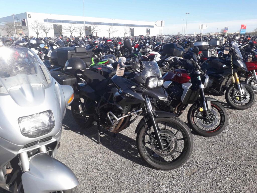 Salon moto Lyon 2020 20200211