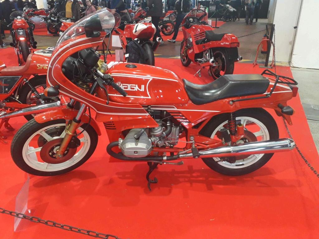 Salon moto Lyon 2020 20200212