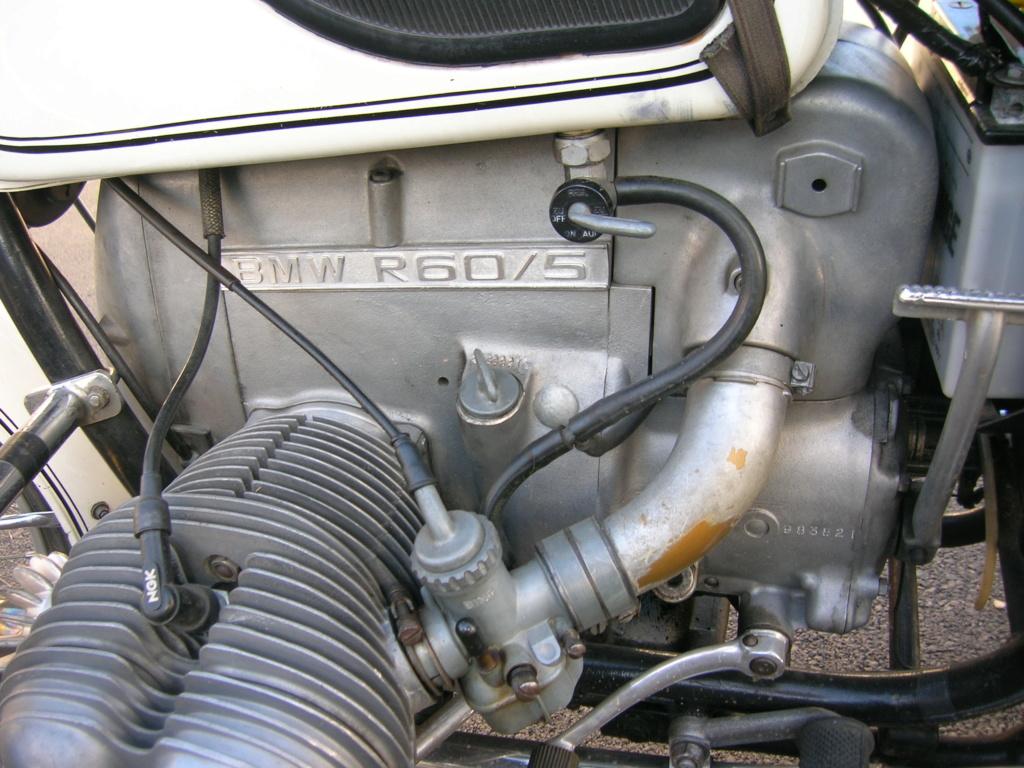 commande Carburateur R60/5 2a12