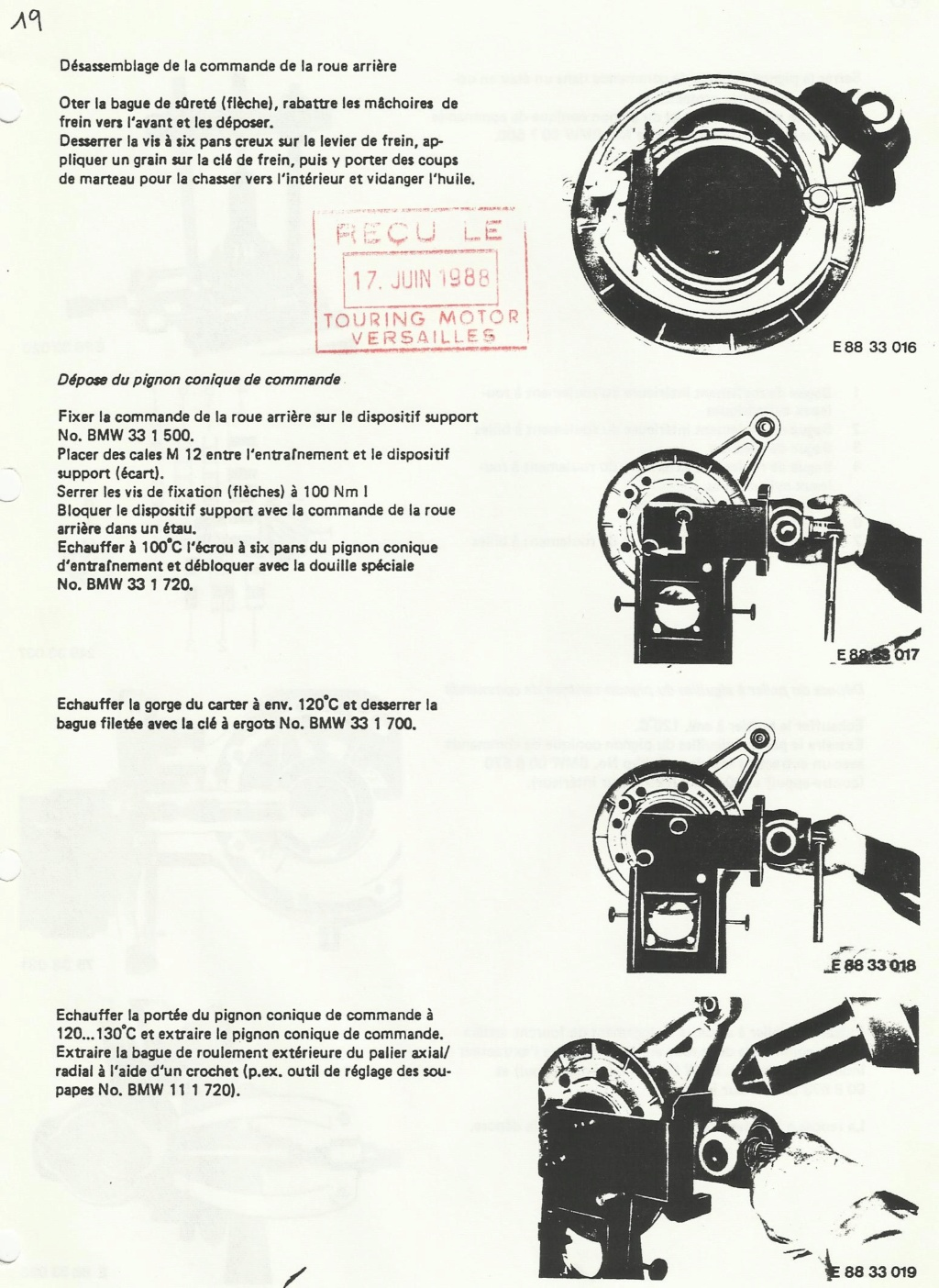Démontage cardan R100GS - conseils  7gs19816