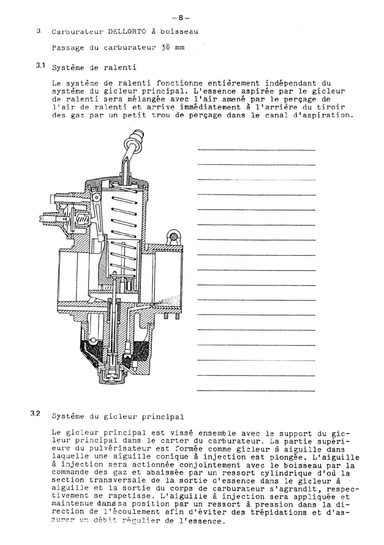 Problème démarrage avec des DELLORTO - Page 2 Manuel11