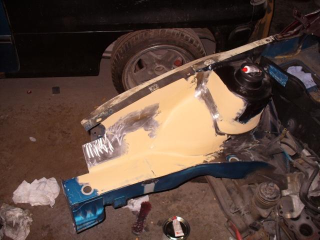 Umbau-Bericht mal anderes...17.11.2008 - Seite 2 P1010810