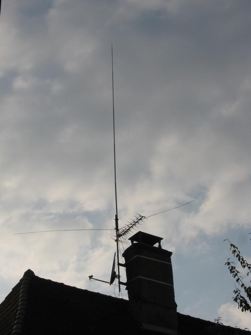 Installation de l'antenne @ Thomas Antenn17