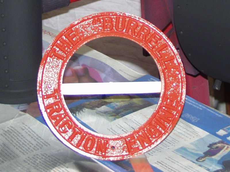 """Photo's of 4"""" Burrell's Ring10"""