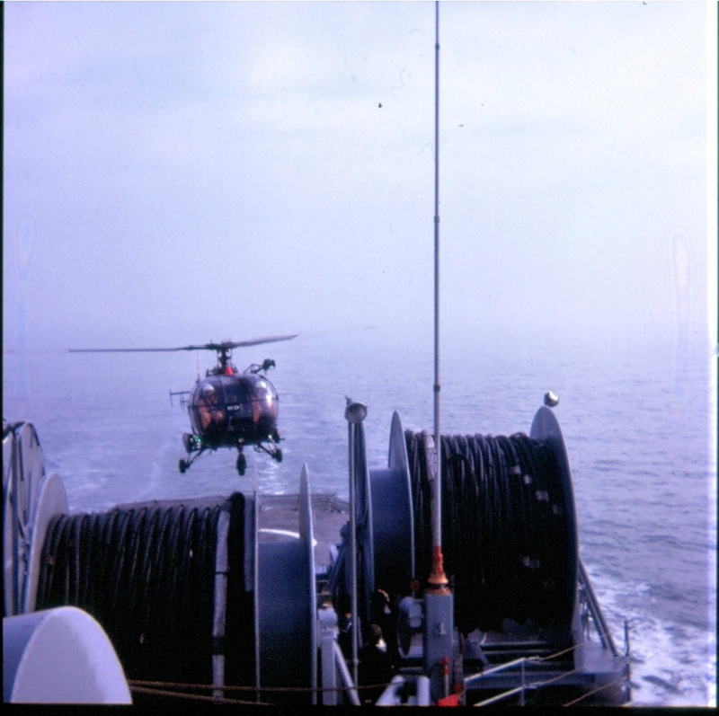 allouette - Alouette III Heli210