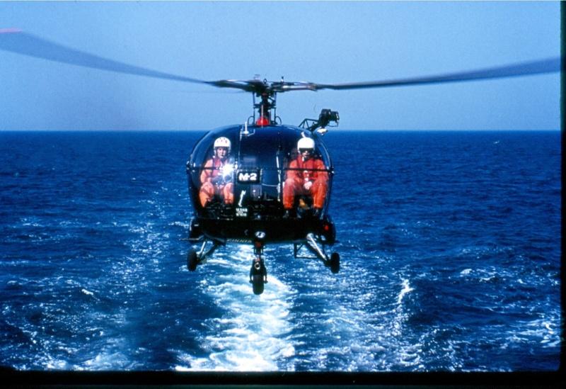 allouette - Alouette III Heli410