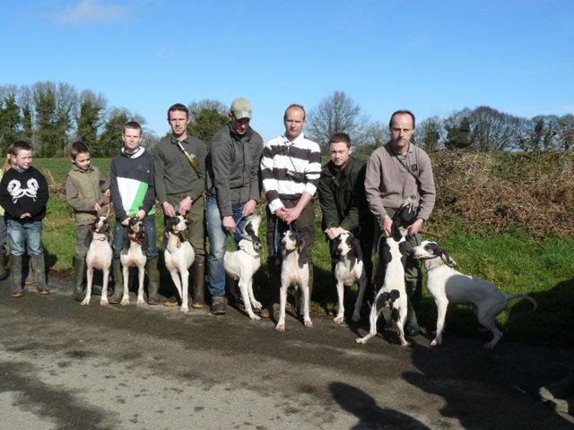 Brevet de chasse sur chevreuil à Bourbriac (22) 9 et 10 mars Rault10