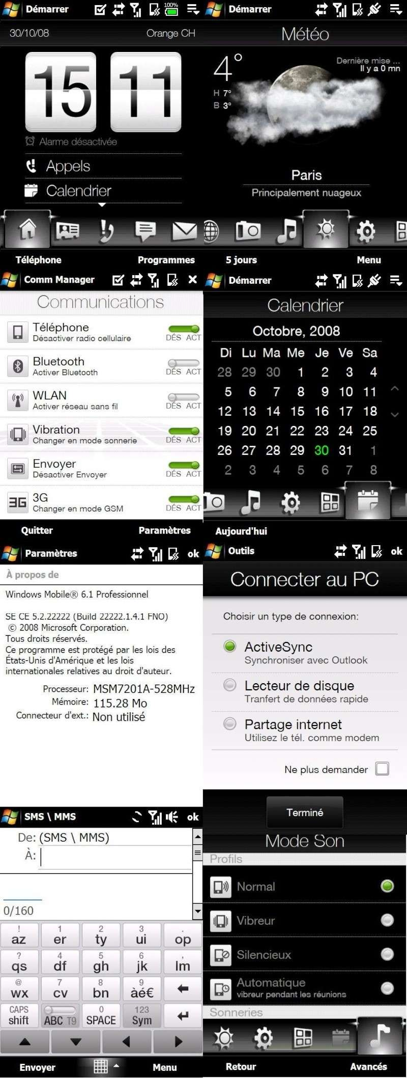 [31OCT08] FNO-HTC v2.31 Fr SE CE 22222 BUILD 22222.1.4.1 FNO  uc compliance Screen13