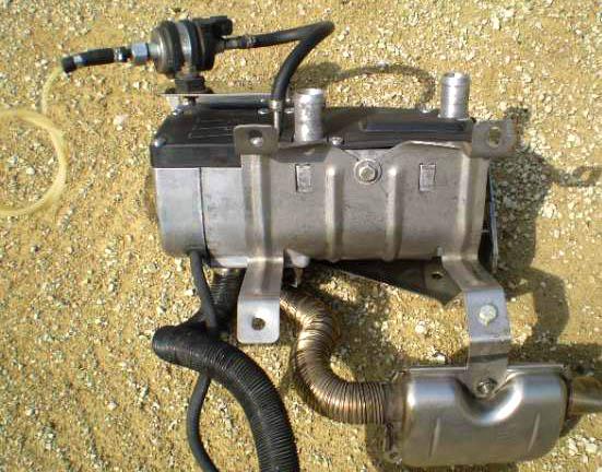 chauffage additionnel vito f Ebersp10