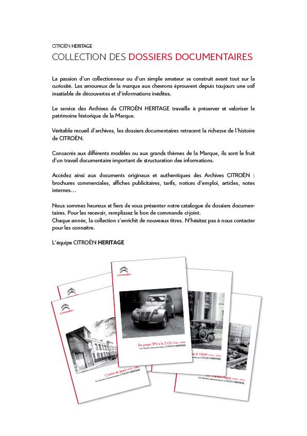 [INFORMATION] Citroën Héritage: Venez passer commande Catalo10