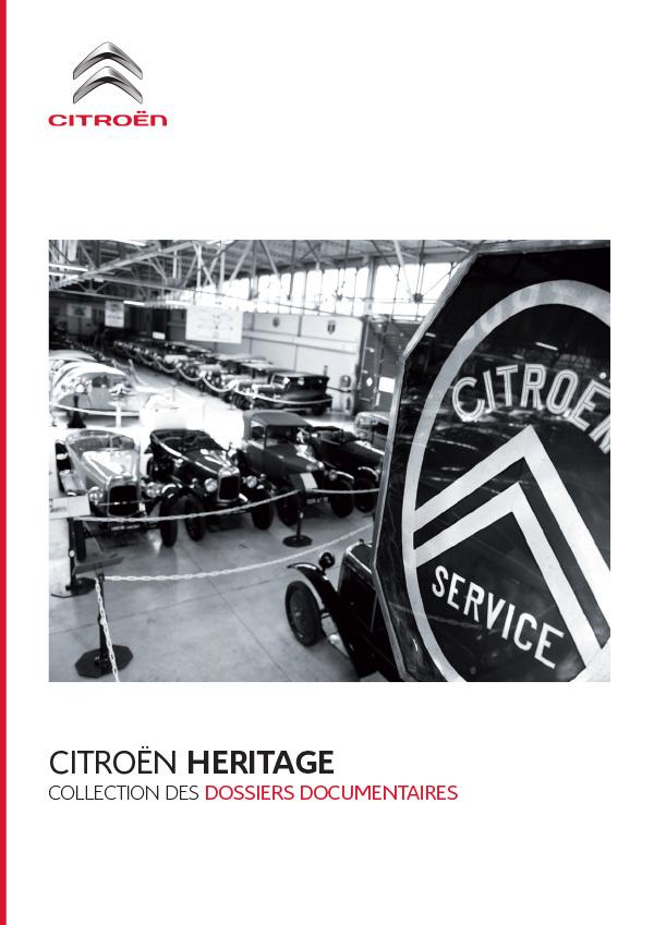 [INFORMATION] Citroën Héritage: Venez passer commande Catalo11