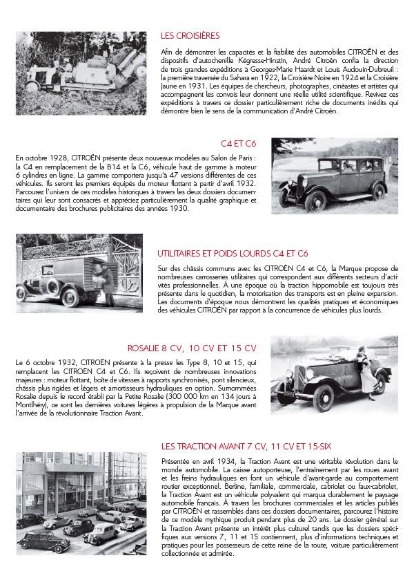 [INFORMATION] Citroën Héritage: Venez passer commande Catalo13