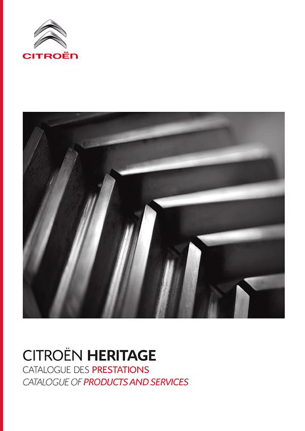 [INFORMATION] Citroën Héritage: Venez passer commande Catalo17