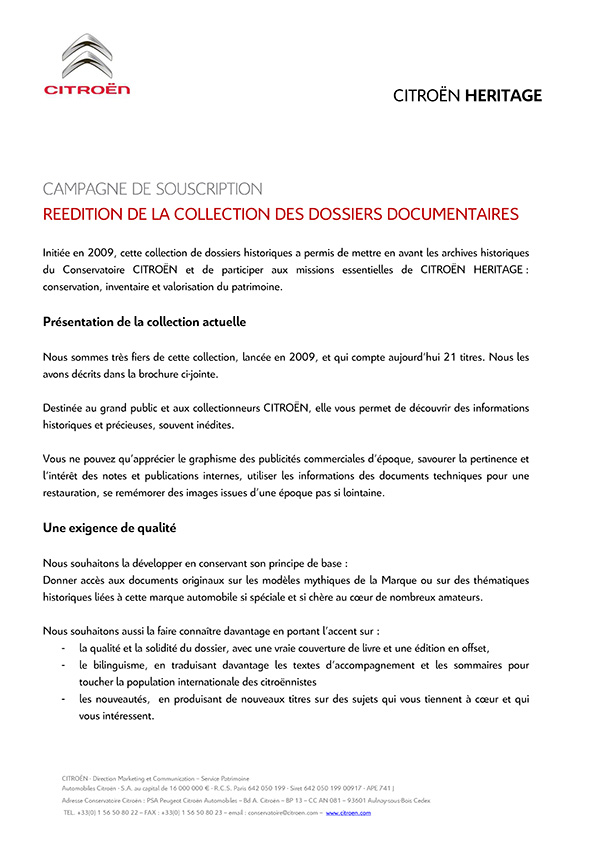 [INFORMATION] Citroën Héritage: Venez passer commande Souscr12
