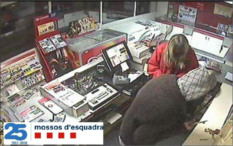 Els Mossos resolen 8 atracaments en gasolineres de Manresa G110