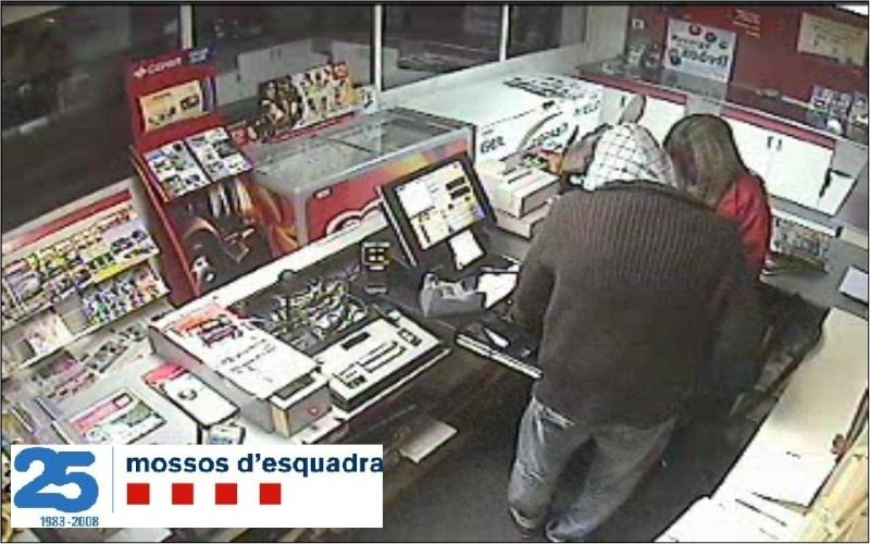 Els Mossos resolen 8 atracaments en gasolineres de Manresa G310