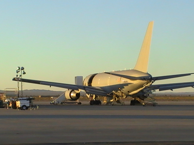 Photos cimetierre des avions, desert du Mojave, USA. Photo_16