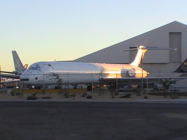 Photos cimetierre des avions, desert du Mojave, USA. Photo_18