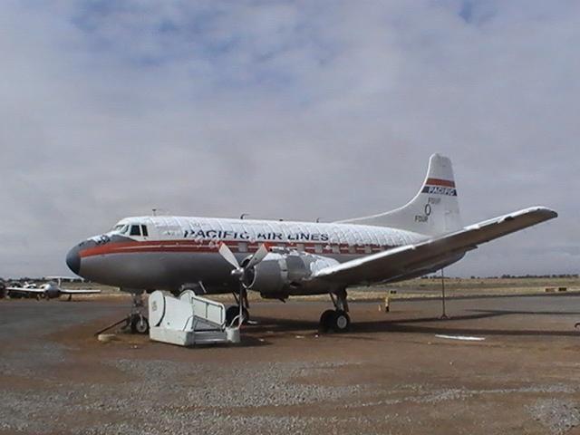 Photos cimetierre des avions, desert du Mojave, USA. Photo_19