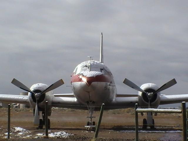 Photos cimetierre des avions, desert du Mojave, USA. Photo_22