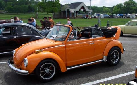 The car that started it all for me  my 73 superbeetle vert AKA ORANGEPEEL 68437311