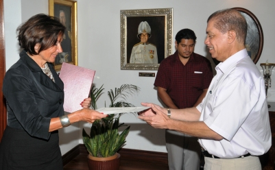 First Polish ambassador to Seychelles accredited Image210