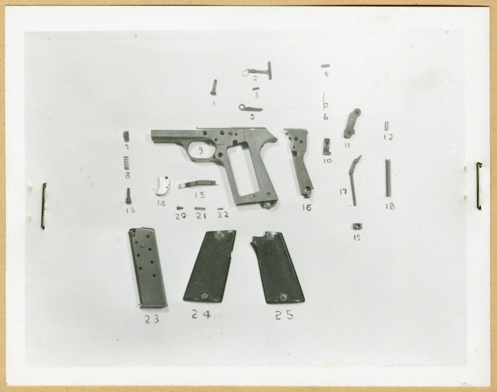 MAS 35S  petit numéro  296-1110