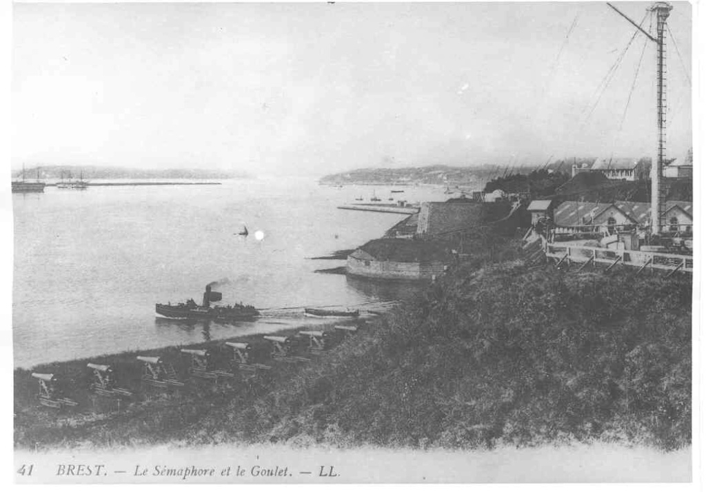 NEW - Brest et ses remparts Batter10
