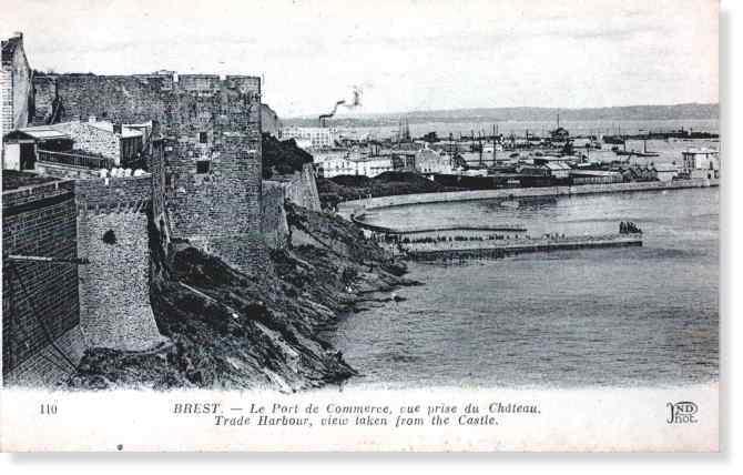 NEW - Brest et ses remparts Brest_10