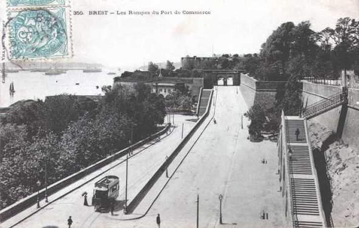 NEW - Brest et ses remparts - Page 2 Rampes10