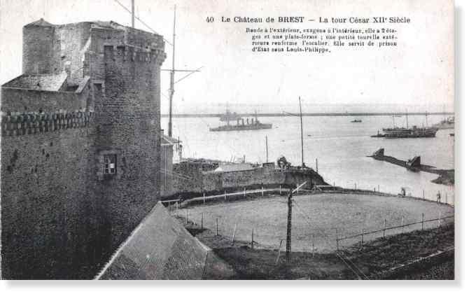 NEW - Brest et ses remparts - Page 2 Tour_c10