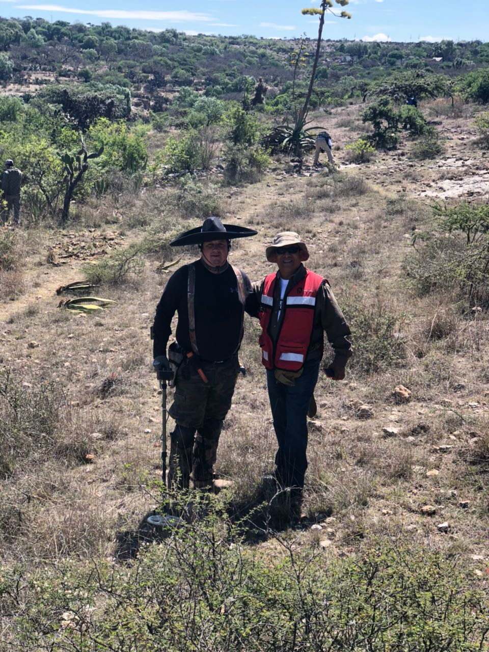 Tercer encuentro de buscadores en Ezequiel Montes, mayo del  2018 Img-2011