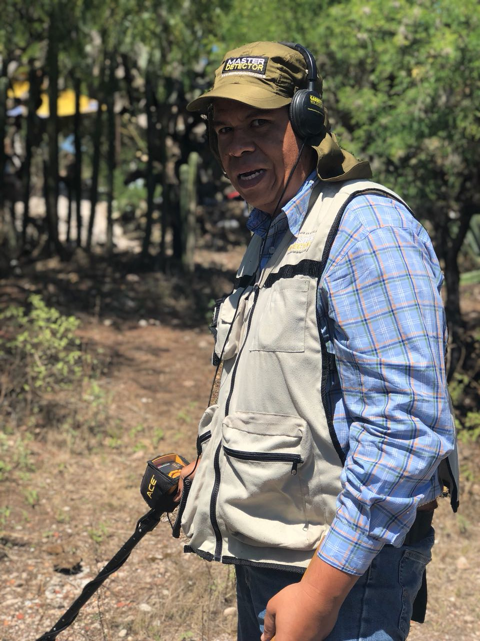 Tercer encuentro de buscadores en Ezequiel Montes, mayo del  2018 Img-2012
