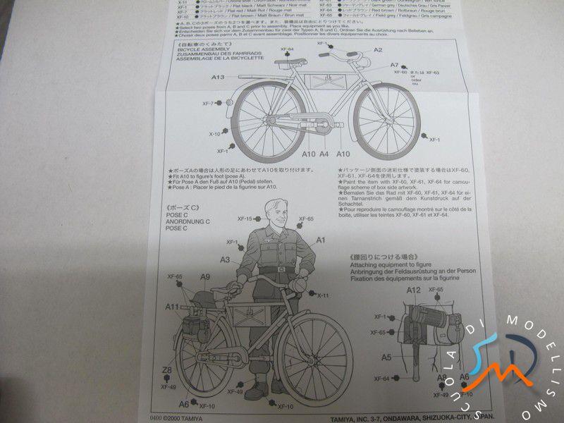 Recensione Kit German soldier whit bicycles e German machine gun crew on maneuver Img_3813