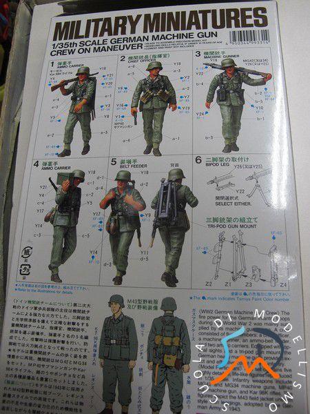 Recensione Kit German soldier whit bicycles e German machine gun crew on maneuver Img_3814