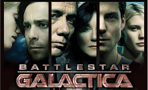 Battlestar Galactica Galact11