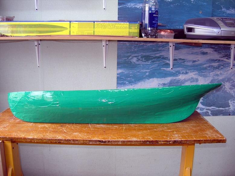 Yacht Imperiale Queen Victoria - Tecnica Costruttiva dello Scafo Img_0018