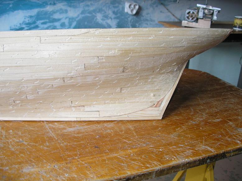 Yacht Imperiale Queen Victoria - Tecnica Costruttiva dello Scafo Img_0034