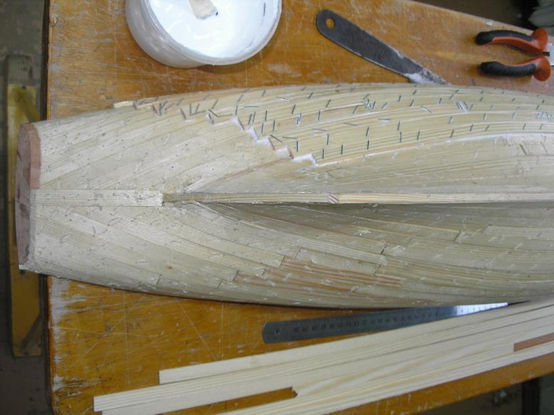 Yacht Imperiale Queen Victoria - Tecnica Costruttiva dello Scafo Img_0044