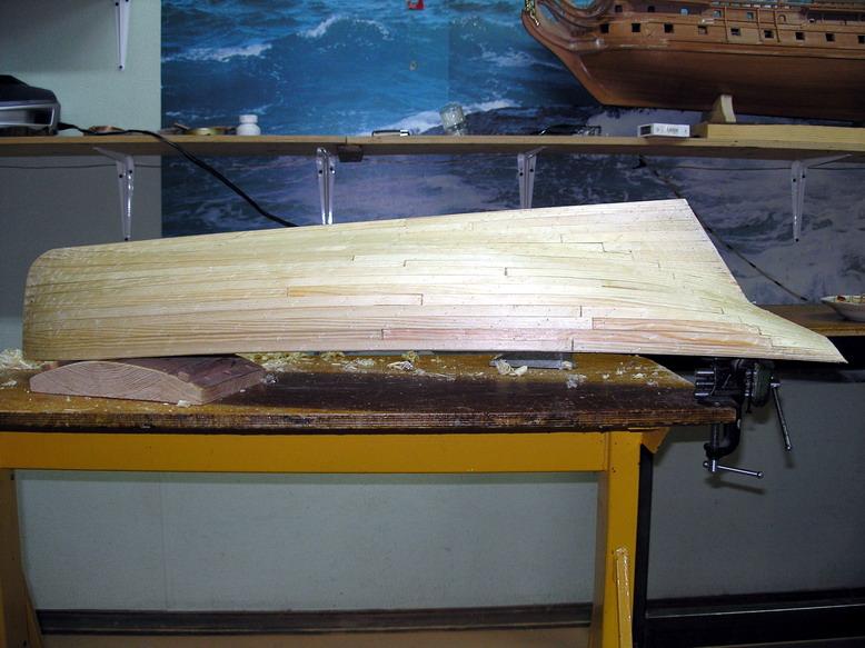 Yacht Imperiale Queen Victoria - Tecnica Costruttiva dello Scafo - Pagina 2 Img_0050