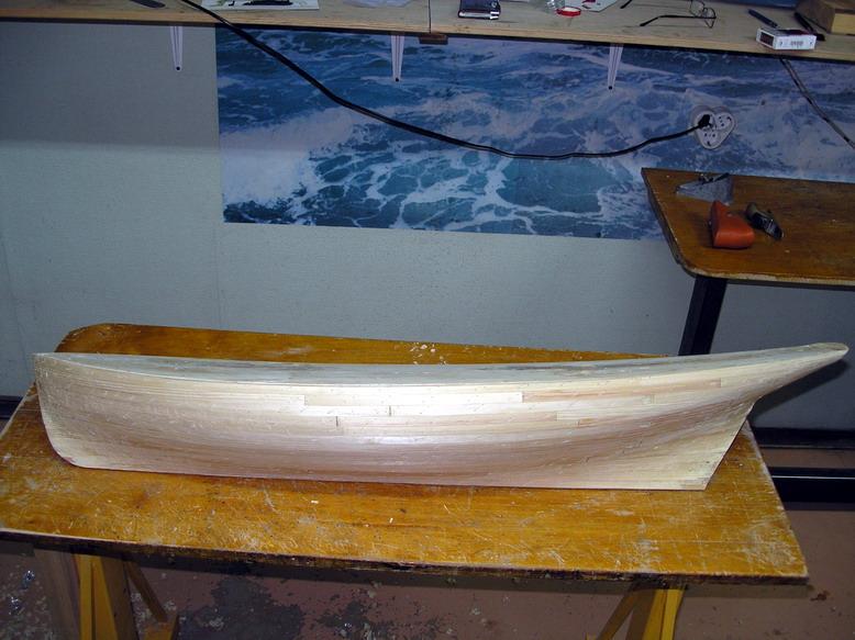Yacht Imperiale Queen Victoria - Tecnica Costruttiva dello Scafo - Pagina 2 Img_0060