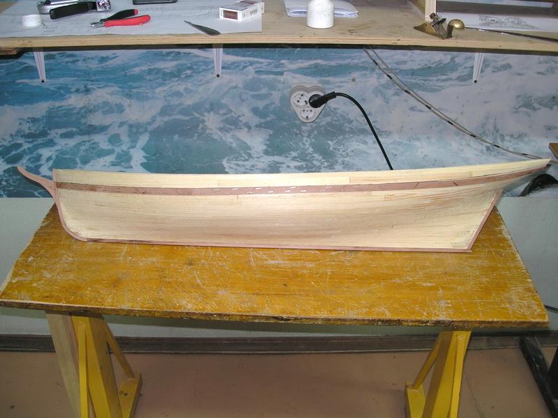 Yacht Imperiale Queen Victoria - Tecnica Costruttiva dello Scafo - Pagina 2 Img_0068