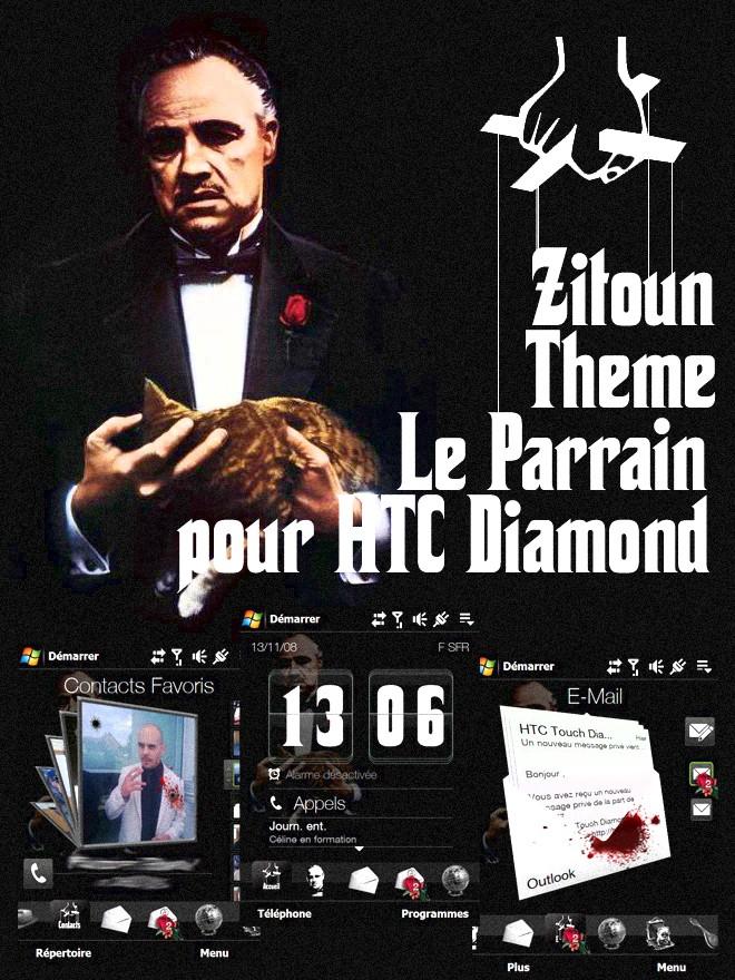 "parrain - [THEME] : Zitoun ""Le Parrain"" Prasen26"