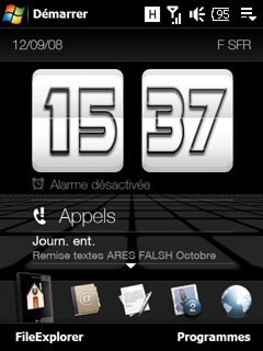 [Themes] Zitoun : la collection complète. Screen52