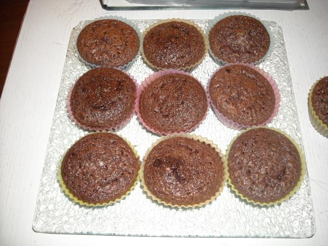 [CHERRY MERRY MUFFINS] Recettes de Muffins ! ...et cupcakes ;) Dscn0810